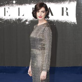 Anne Hathaway 'Hunted' By Media