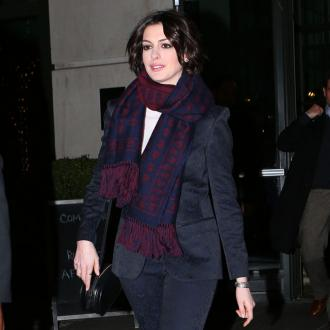 Anne Hathaway: 'Comedies are hard'