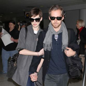 Anne Hathaway: 'Adam Is The Love Of My Life'