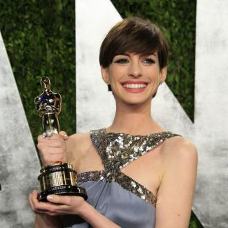 Anne Hathaway: Hugh Jackman Was My 'Rock' On Les Miserables Set