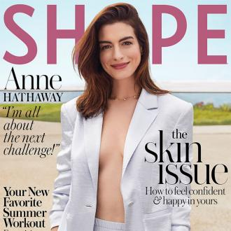 Anne Hathaway avoids purchasing beauty products in plastic containers