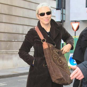 Annie Lennox slams 'self-molesting' stars