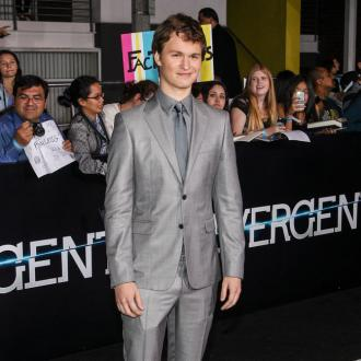 Ansel Elgort Staying Cyber Safe