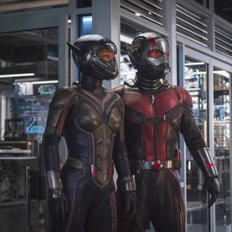 Marvel Studios release image of Ant-Man and the Wasp