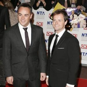 Ant And Dec Triumph At Rts Awards 2011
