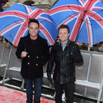 Ant and Dec used to take drugs