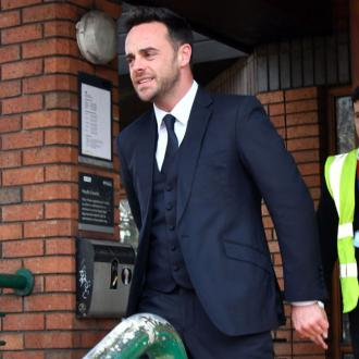 Ant McPartlin happier than ever
