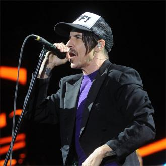 Anthony Kiedis Played Football On Super Bowl Pitch