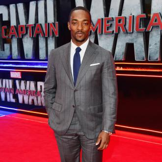 Anthony Mackie Divorced