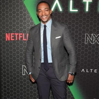 Anthony Mackie suffered embarrassment in failed Falcon landing