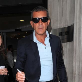 Antonio Banderas: 'My heart attack wasn't serious'