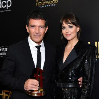 Antonio Banderas: Dakota Johnson is very important to me