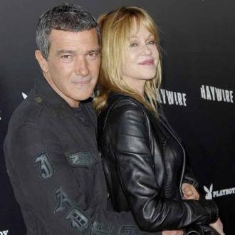 Antonio Banderas: Wife Melanie Buys My Clothes