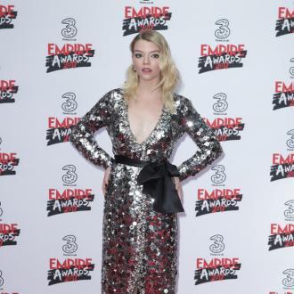 Anya Taylor-joy Likes 'Extra' Red Carpet Style