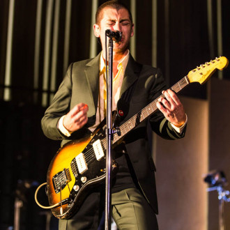 Arctic Monkeys are 'beavering away' on new tunes