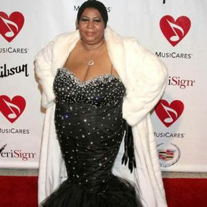 Aretha Franklin Getting Ready For Birthday Bash