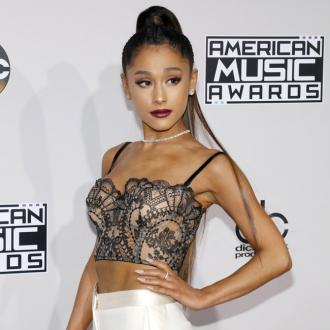 Ariana Grande's engagement ring is 'big'