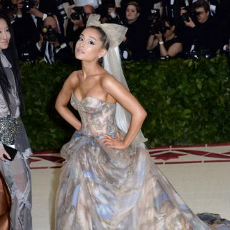Ariana Grande laughs off fan rumours about Nicki Minaj