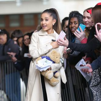 Ariana Grande named Billboard's Woman of the Year