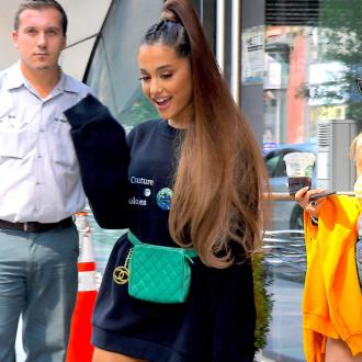 Ariana Grande influenced by rappers