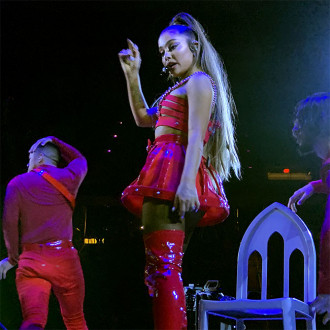 Ariana Grande had bronchitis for almost half of her 2019 world tour