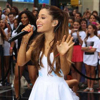 Ariana Grande And Big Sean Take Next Step