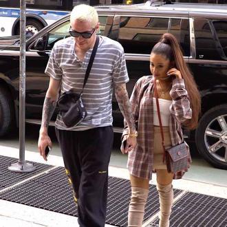 Ariana Grande and Pete Davidson 'hadn't made wedding plans'
