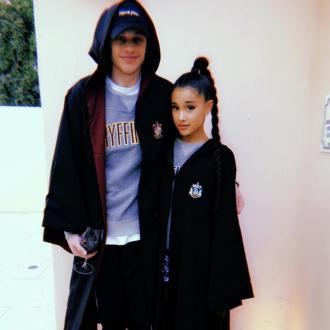 Ariana Grande And Pete Davidson Are Instagram Official