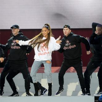 Ariana Grande praises 'beautiful' One Love Manchester concert