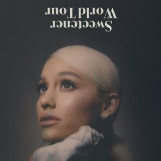 Ariana Grande Announces First Leg Of Sweetener Tour