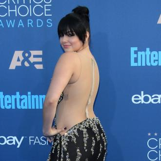 Ariel Winter 'struggled' with confience