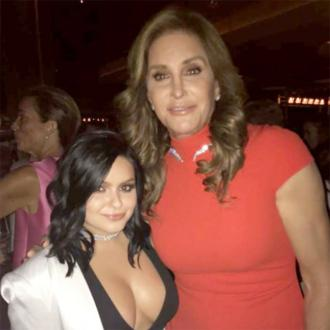 Ariel Winter meets Caitlyn Jenner