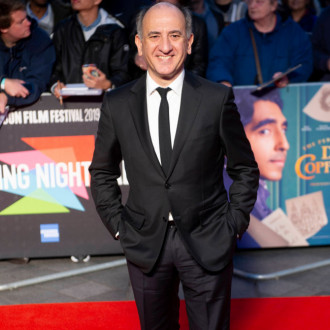 Armando Iannucci was desperate to make The Personal History of David Copperfield 'jpoyful'