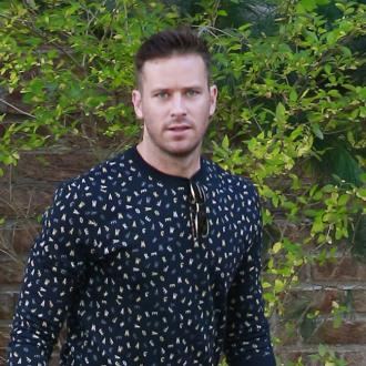 Armie Hammer Has Money Worries