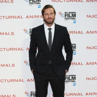 Armie Hammer is bored of playing the 'straight guy'