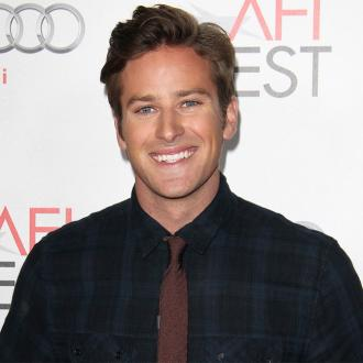 Armie Hammer loves being a dad