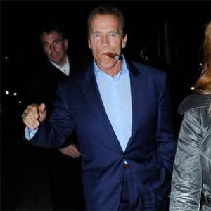 Arnold Schwarzenegger Joins With Wings Of Eagles