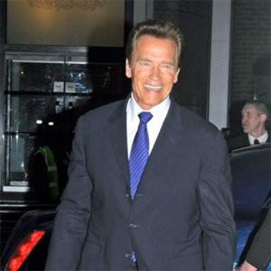 Arnold Schwarzenegger To Appear In Black Sands