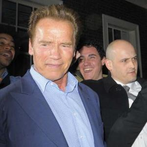 Arnold Schwarzenegger To Star In Ten