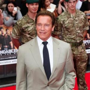 Arnold Schwarzenegger: It's Tough To Stay In Shape