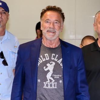 Arnold Schwarzenegger's 'no blinking' Terminator rule