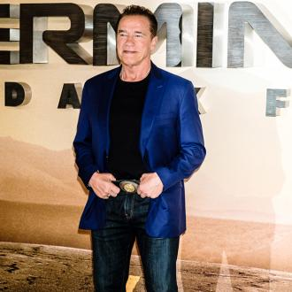 Arnold Schwarzenegger says seeing son Patrick's sex scene was 'wild'
