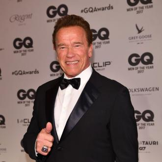 Arnold Schwarzenegger 'looking forward' to being a grandfather
