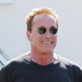 Arnold Schwarzenegger Enjoys Playing More Mature Roles