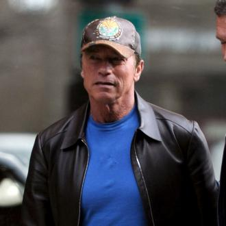 Arnold Schwarzenegger 'looking forward' to Terminator: Genesis