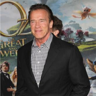 Arnold Schwarzenegger 'Excited' About Conan Movie