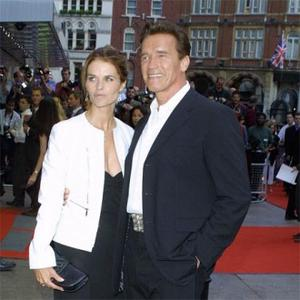 Arnold Schwarzenegger Spends Christmas With Maria