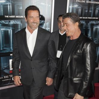 Sylvester Stallone wishes Arnold Schwarzenegger speedy recovery