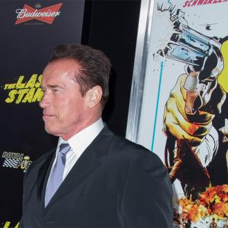 Arnold Schwarzenegger banned Knoxville's pranks on set