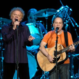 Art Garfunkel feared voice was too 'feminine'